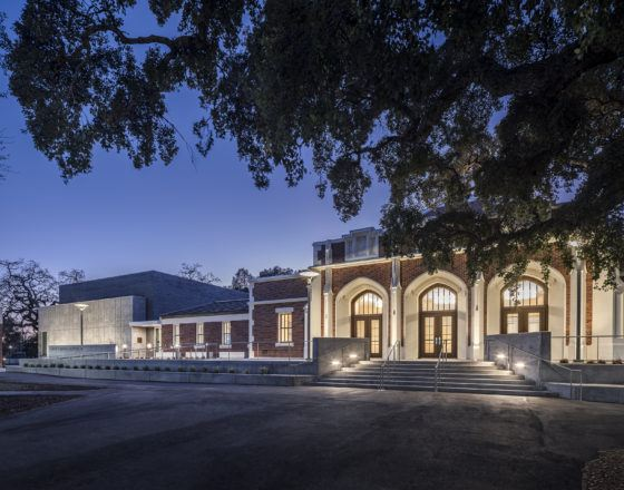 Wright Contracting, general contractor, completed a retrofit and expansion of the historic Luther Burbank Auditorium in Santa Rosa.